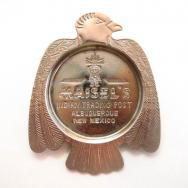 Antique 【Maisel's】 Thunderbird Advertising Ashtray  c.1940~