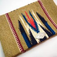 Antique Chimayo Purse w/Concho by EL GRANDEE  c.1940