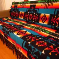 PENDLETON Chief Joseph Indian Blanket BLK Used